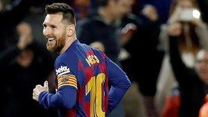 Messi y el gol siempre han caminado juntos