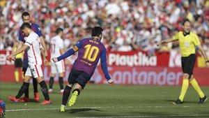 Messi suma tres goles más para seguir liderando la Bota de Oro