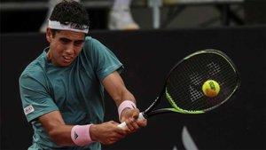 Munar quiere seguir ascendiendo en el ranking ATP