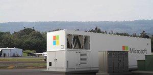 El nuevo centro de datos modular de Microsoft conecta directamente con los satélites Starlink de SpaceX