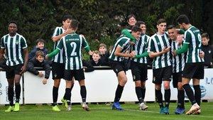 El Peralada ha oficiado de filial para el Girona