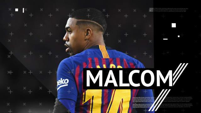 El perfil de Malcom, objetivo de Francia, Italia e Inglaterra