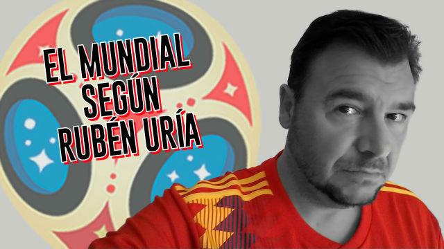 Rubén Uría: Tirarse no es fútbol