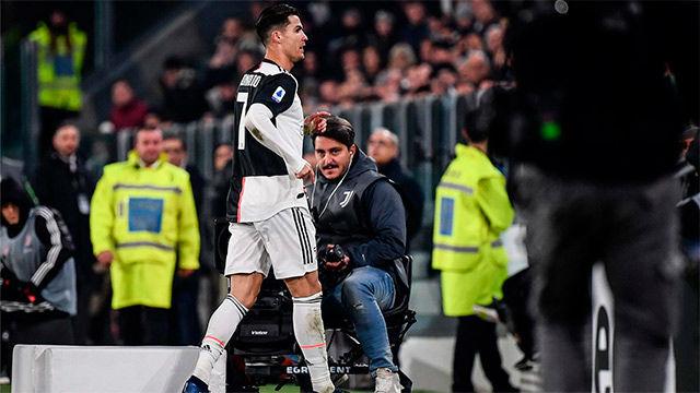 A Sarri le pone contento que Cristiano se enfade