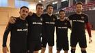Sedano, Adolfo, Tolrà, Sergio Lozano y Joselito, al Europeo con España