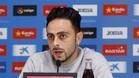 Sergio García no sabe aún si continuará en el Espanyol