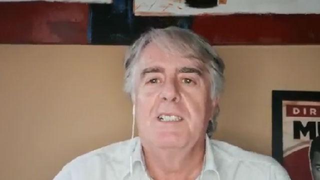 Siro López: El rival no es el apropiado para pegar una patada en la puerta y tirarla abajo