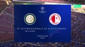 El Slavia de Praga pone en apuros al Inter
