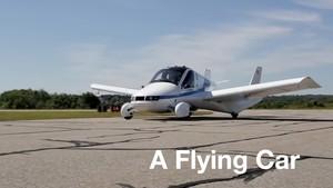 El Transition solo necesita un minuto para convertirse en un coche volador.