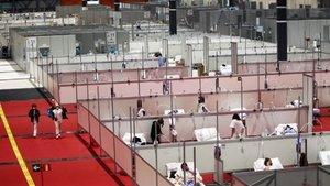 Varias enfermeras de Tarragona, investigadas por burlarse de fallecidos por la Covid-19