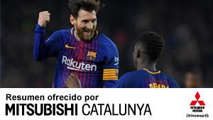 Vea los goles del FC Barcelona - Girona (ES)