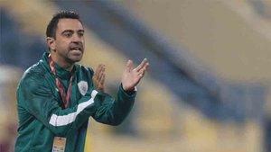 Xavi es el actual entrenador del Al-Sadd y sueña con entrenar al Barcelona