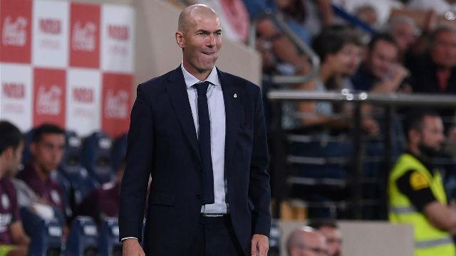 Zidane: Un punto siempre es positivo