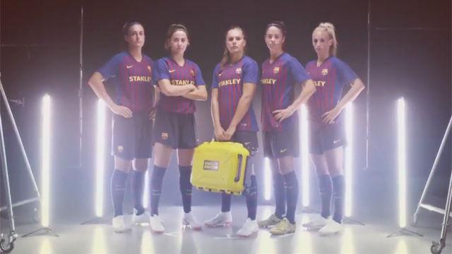 uk availability b26fc 4d49a Stanley Black & Decker patrocinará al Barça femenino