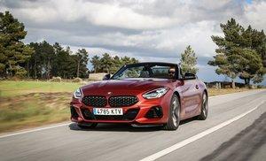 Nos subimos al BMW Z4, que regresa con más dinamismo