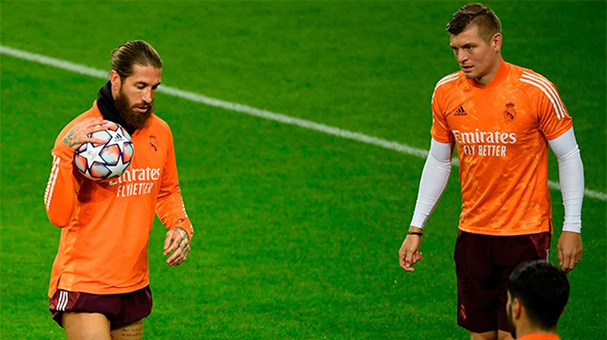 """Kroos: """"Nunca hemos tenido dudas de Zidane"""""""