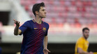 Alejandro Marqués está haciendo una gran temporada con el juvenil A del Barça