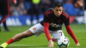 Alexis sigue sin encontrar equipo para abandonar el United