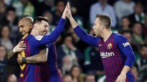 Arthur hará carrera en el Barça si le dejan
