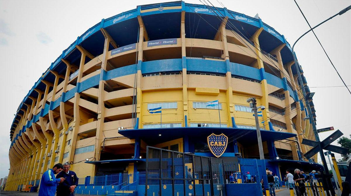 Así celebra Boca Juniors el 80 cumpleaños de La Bombonera