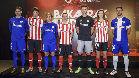 El Athletic presentó sus nuevas camisetas
