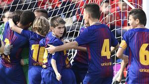 El Barça buscará el título ante el Valencia