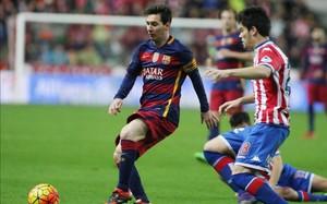 El Barça-Sporting se jugará el 23 de abril