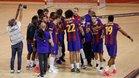 El Barcelona de balonmano está confinado tras tres positivos