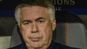 Carlo Ancelotti quiere volver a la Serie A