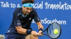 David Ferrer ha exhibido su mejor tenis ante Pablo Carreño