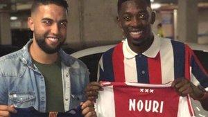 Dembéle sigue apoyando a Nouri