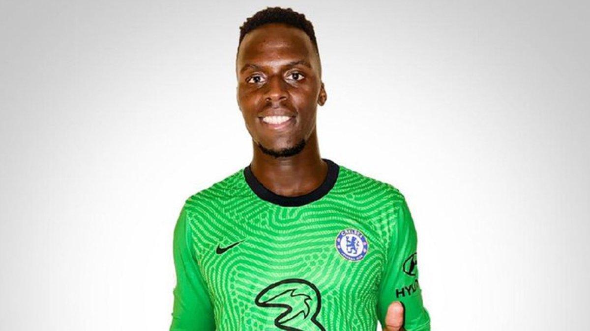 Chelsea Bring In Edouard Mendy To Take Kepa Arrizabalaga U0026 39 S