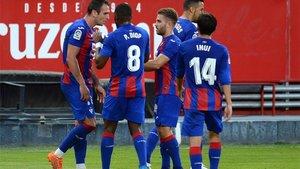 El Eibar busca sumar tres nuevos puntos
