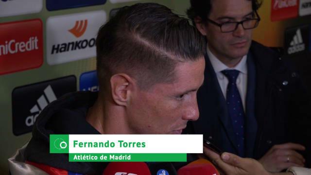 Fernando Torres: Había perseguido esto toda mi vida