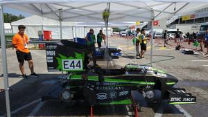 El Formula Student Spain en el circuit de Barcelona-Catalunya