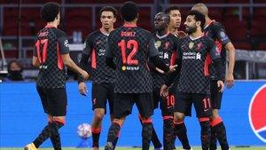 Un gol de Tagliafico en propia meta bastó para el triunfo del Liverpool ante el Ajax.