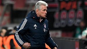 Heynckes ha cambiado la cara del Bayern