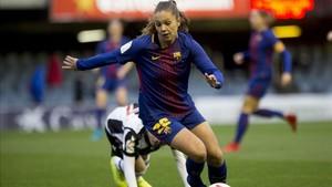 La holandesa Lieke Martens es una de las mejores jugadoras del mundo