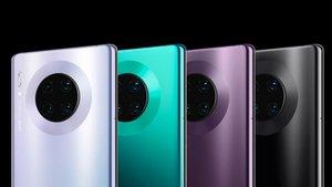 Huawei ha alcanzado los 7 millones de Mate 30 vendidos en dos meses