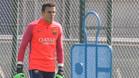 Jordi Masip dejará de ser el tercer portero del Barça