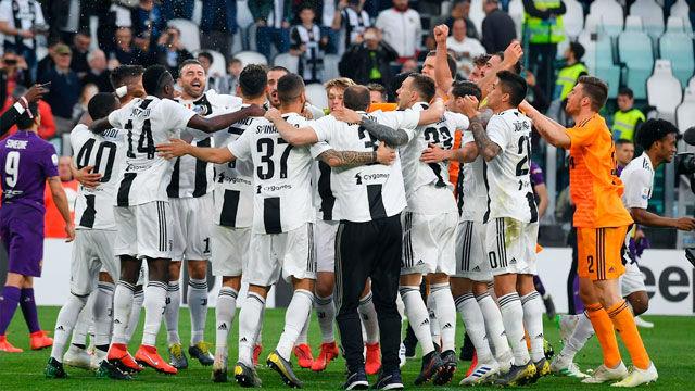 La Juventus se proclama campeón del Calcio