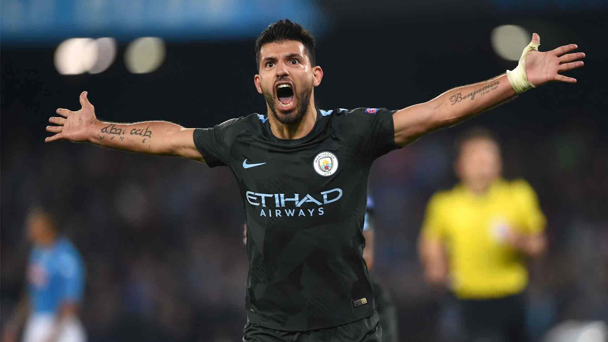LACHAMPIONS | Napoli - Manchester City (2-4)