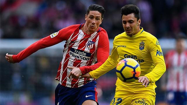 LALIGA   Atlético de Madrid- Las Palmas (3-0)