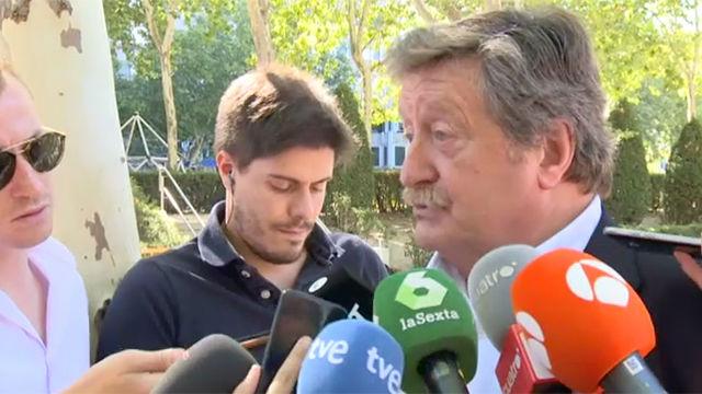 Larrea: No ha habido saqueo en la Federación