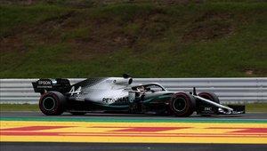 Lewis Hamilton espera superar a Bottas