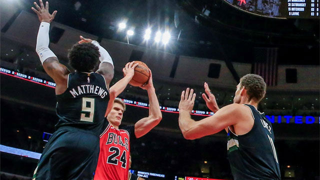 Los Bucks tumban a los de Chicago a domicilio