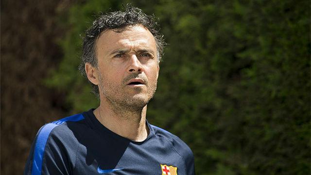 Luis Enrique reivindicó el valor de las ligas ganadas por el Barça