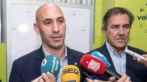 Luis Rubiales ha pedido más información sobre el partido de Miami