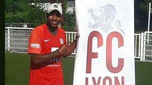El FC Lyon espera captar más atención con el primo de Neymar Jr.