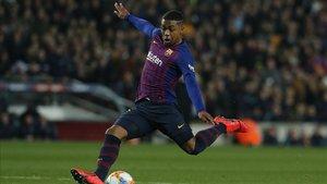 Malcom seguirá su carrera lejos del Camp Nou
